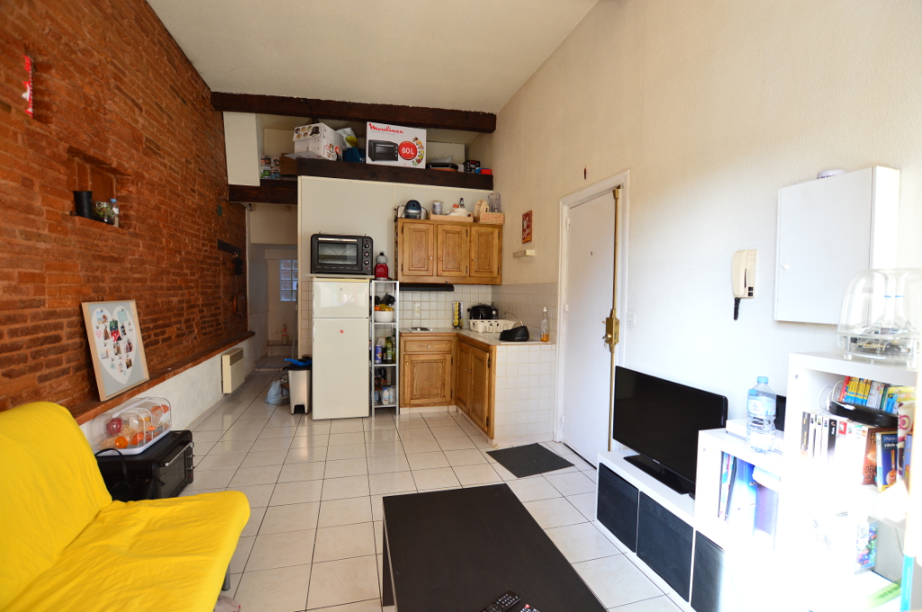 Toulouse Appartement Type 1