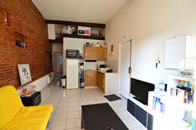 Toulouse Appartement Type 1 1/5