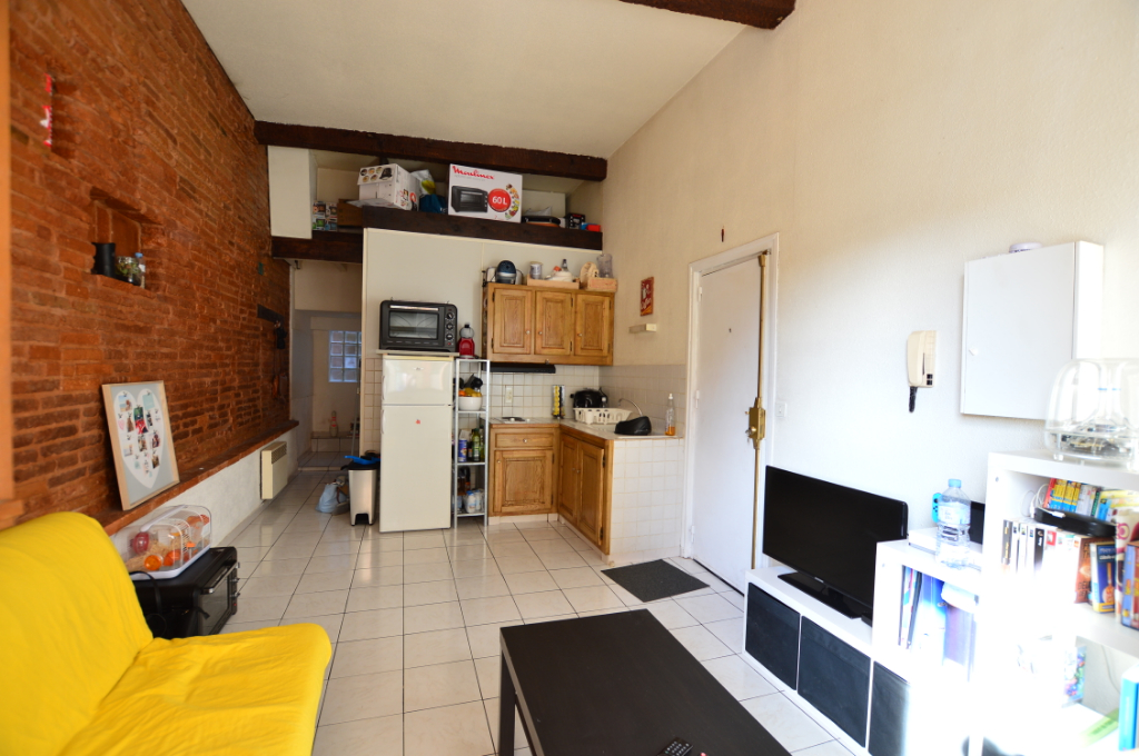 Toulouse Appartement Type 1 2/5